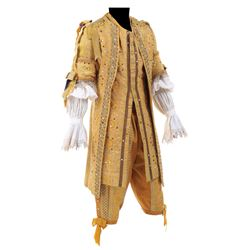"""Richard Chamberlain """"Phillippe / Louis"""" costume from The Man In the Iron Mask."""