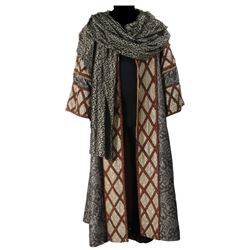 """Peter Ustinov """"The Caliph"""" cloak from The Thief of Bagdad."""