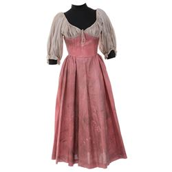 """Lesley-Anne Down """"Esmeralda"""" dress from The Hunchback of Notre Dame."""