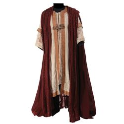"""Laurence Olivier """"King Lear"""" costume from King Lear."""