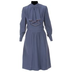 """Bette Davis """"Carrie Louise Serrocold"""" dress from Murder with Mirrors."""