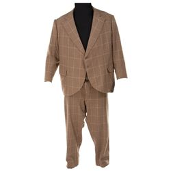 """Peter Ustinov """"Detective Wilbur Fox"""" suit from Around the World in 80 Days."""