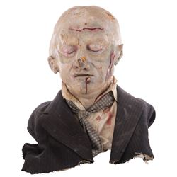 """Michael Caine """"Dr. Jekyll"""" transformation bust from Jekyll & Hyde."""
