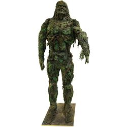 """""""Swamp Thing"""" creature suit display from Swamp Thing: The Series."""