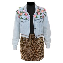 """Cynthia Geary """"Shelley Marie"""" jacket and skirt from Northern Exposure."""
