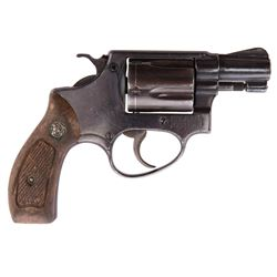 """Dennis Franz """"Det. Andy Sipowicz"""" Smith & Wesson M36 .38 SPL revolver from NYPD Blue."""