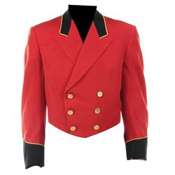 """Jerry Lewis """"Stanley"""" jacket from The Bellboy."""