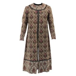 """Peter Cushing """"Sheriff of Nottingham"""" tunic from Sword of Sherwood Forest."""