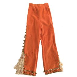 "Natalie Wood ""Louise Hovick"" costume trousers from Gypsy."
