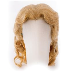 "Bette Davis ""Baby Jane Hudson"" wig from Whatever Happened to Baby Jane?"