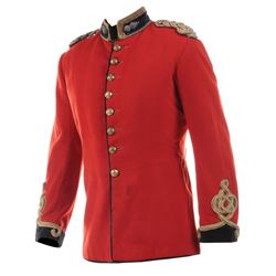 "Stanley Baker ""Lieutenant Chard"" British military jacket from Zulu."
