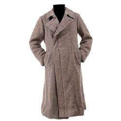 "Omar Sharif ""Yuri"" overcoat from Doctor Zhivago."