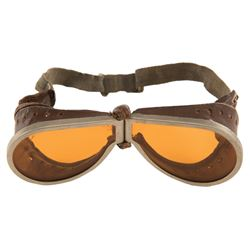 Pilot goggles from Those Magnificent Men in Their Flying Machines.