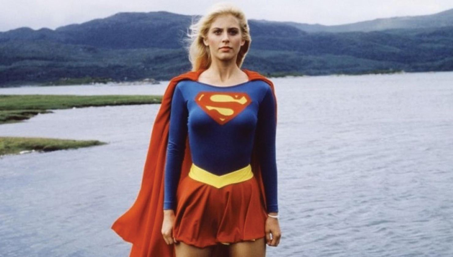 Image 3  Helen Slater u201cSupergirlu201d costume from Supergirl.  sc 1 st  iCollector.com : make your own supergirl costume  - Germanpascual.Com