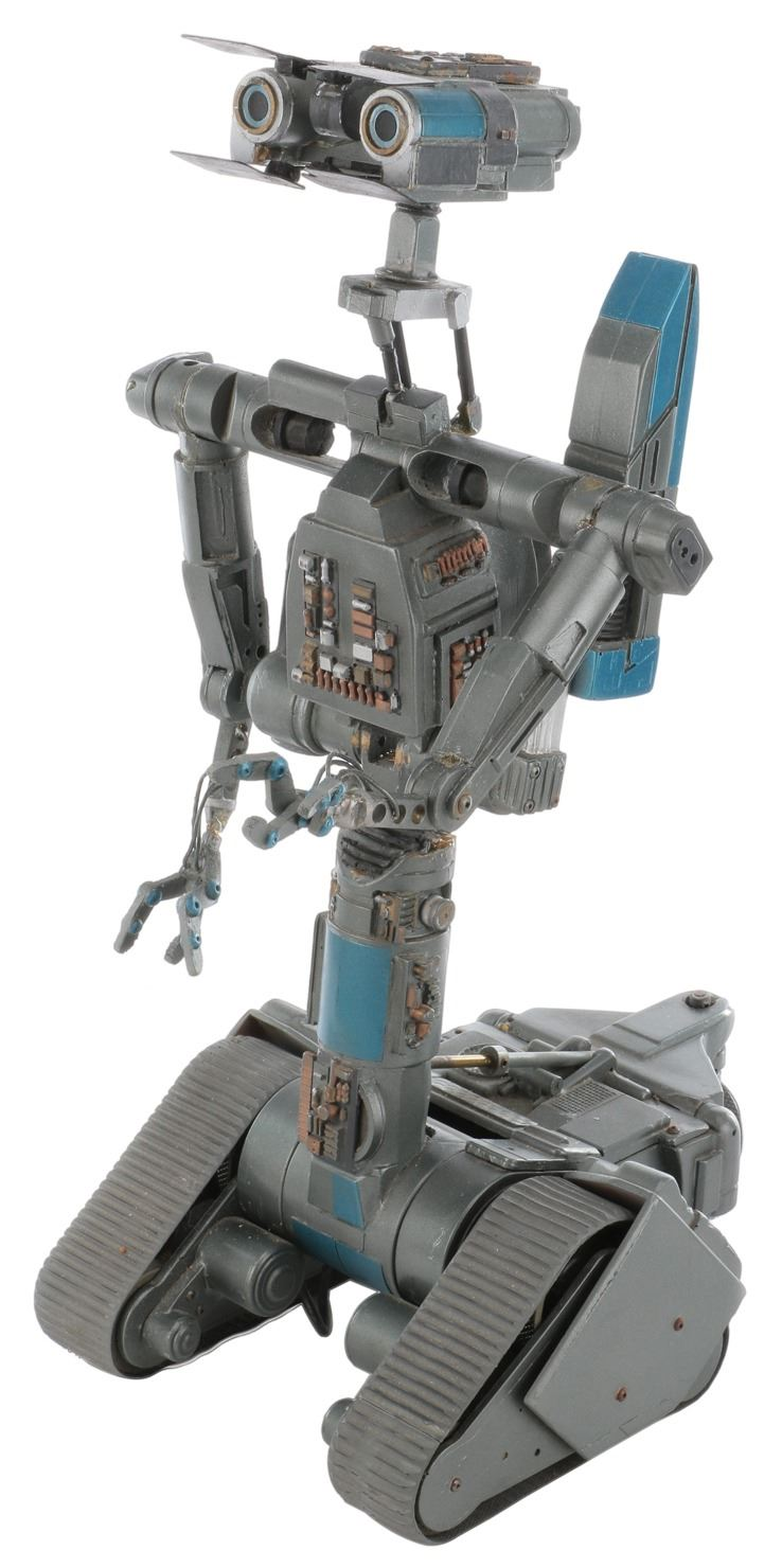 Johnny 5 Robot Model From Short Circuit 2 Shortcircuit2 Image 1