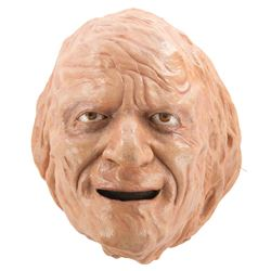 "Ted Sorel ""Dr. Edward Pretorius"" reproduction Stage 1 FX head from From Beyond."