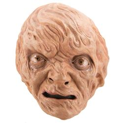 """Ted Sorel """"Dr. Edward Pretorius"""" reproduction Stage 2 FX head from From Beyond."""