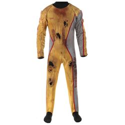 "Arnold Schwarzenegger ""Ben Richards"" competition jumpsuit from The Running Man."