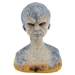 Alien prototype maquette from Village of the Damned.