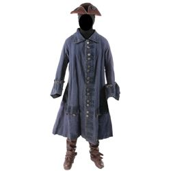 """Brian Cox """"Killearn"""" costume from Rob Roy."""