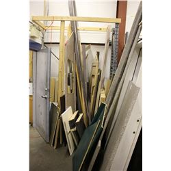 ASSORTED COUNTER TOPS AND TRIM
