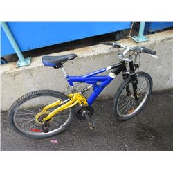 21 Speed Specialized Downhill Racing Mountain Bike