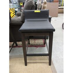 """New Home Elegance 25"""" Counter Height Chair"""