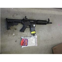 Semi-Automatic Airsoft with Banana Clip