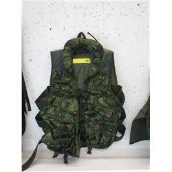 New Camouflage Hunting Vest