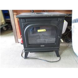 Sunbeam Electric Fireplace Heater