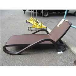 New Nardi Alfa Adjustable Sun Lounger