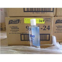 6 Cases of Purell Hand Sanitizer