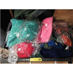 Large Tote of Assorted New Clothing