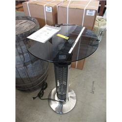 New Electric Pub Height Patio Heater