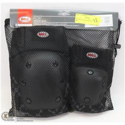 NEW BELL KNEE AND ELBOW PAD SET