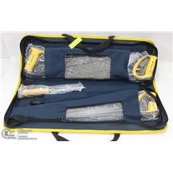 MASTERCRAFT SAW KIT IN BAG