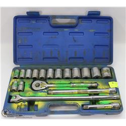WESTWARD RATCHET SOCKET SET
