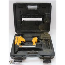 BOSTITCH NARROW CROWN STAPLER IN HARD CASE