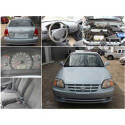 FEATURED ITEM: 2004 HYUNDAI ACCENT