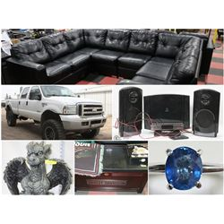 FEATURED ITEMS: LARGE ASSORTMENT OF ESTATE / SHOWHOME /