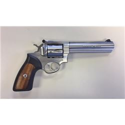 "Ruger GP100 DA revolver, .357 Mag, 6"" bbl, stainless, s#172-32318"