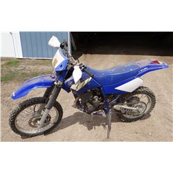 2004 Yamaha TTR-250 dirt bike, 250cc, appx. 2800 mi., good runner!