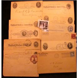 (12) Early 1900 late 1800s Postal Cards or Covers.