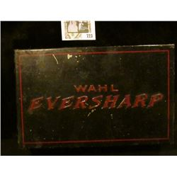 """""""Wahl Eversharp"""" Tin Eversharp Pencil Store Repair Kit, which 'Doc' had priced to sell at $200.00. O"""