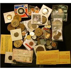 (85) Mixed Foreign Coins, includes a fair amount of Silver Pieces. Dates back to Roman Times.