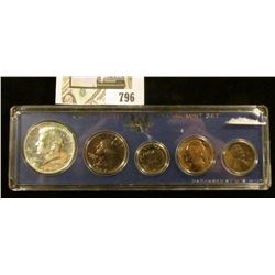 1967 U.S. Special Mint Set, in original plastic as issued.