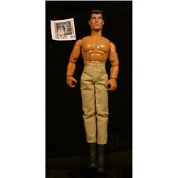 Action Man Toy Doll Flexible Figurine.13""