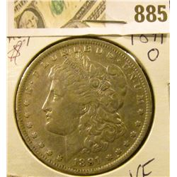 Morgan $ 1891-O  VF