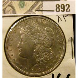 Morgan $ 1921  XF