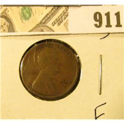 1913 S Lincoln Cent F
